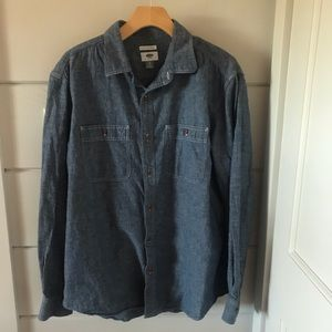 Old Navy Men's Chambray Button Down